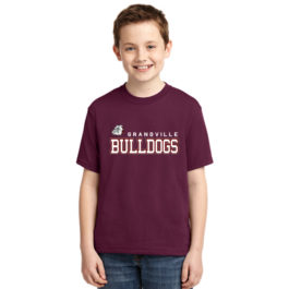 JERZEES – Youth Dri-Power Active 50/50 Cotton/Poly T-Shirt