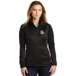 The North Face Ladies Canyon Flats Stretch Fleece Jacket