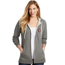 Women's Perfect Tri ® French Terry Full-Zip Hoodie