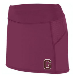 Girls Femfit Skort