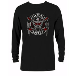 Long Sleeve Tee Shirt – Black
