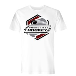 Hockey Triangle Tee